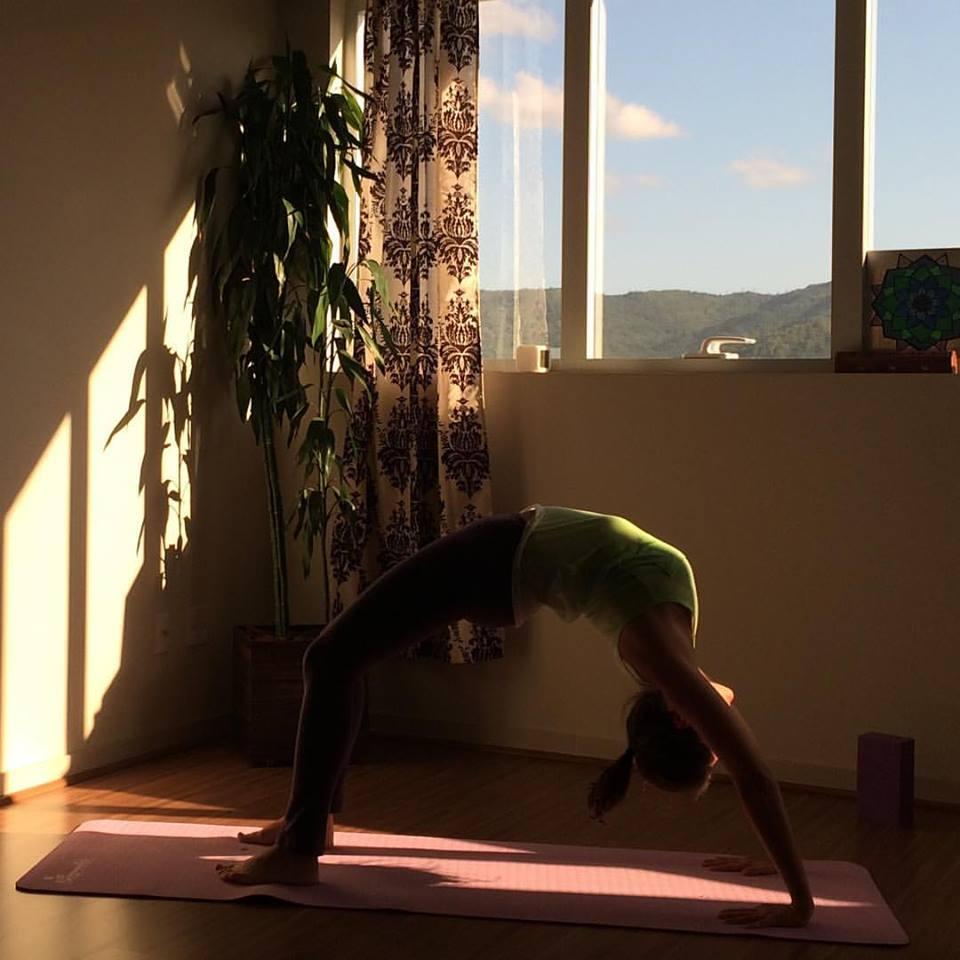Onde praticar yoga em Florianópolis